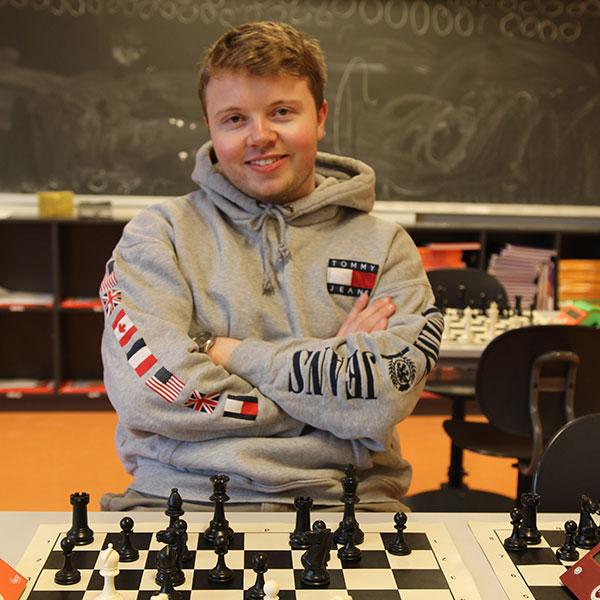 Kristian StuvikHolm